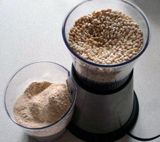 помол зерна