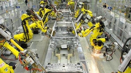 роботизированный техкомплекс