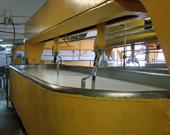 вымешивание сыра