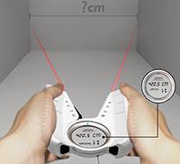 лазерный измеритель